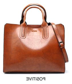 All Categories-Luggage & Bags-Women's Bags-Top Handle-Leathe