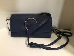 Nine West Crossbody Bag /Convertible To Purse  For Women New