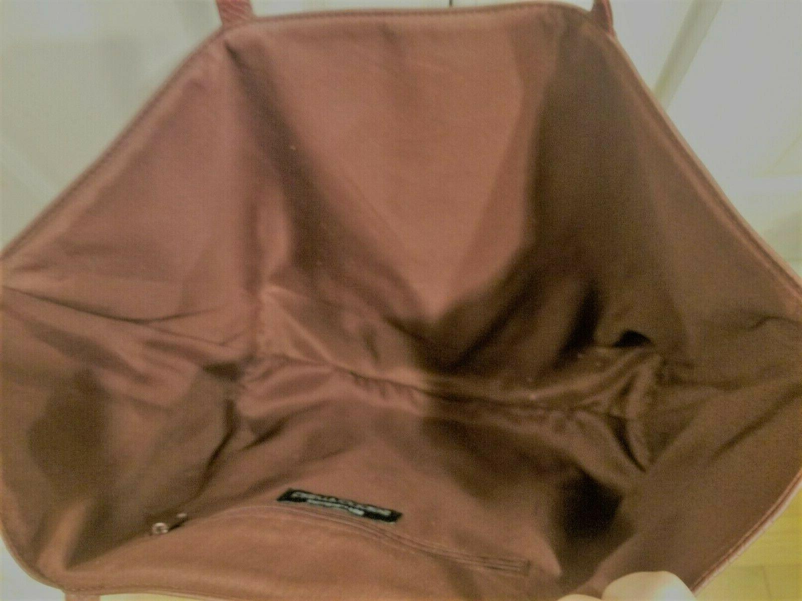 Leather Bag Shopper Shoulder Purse