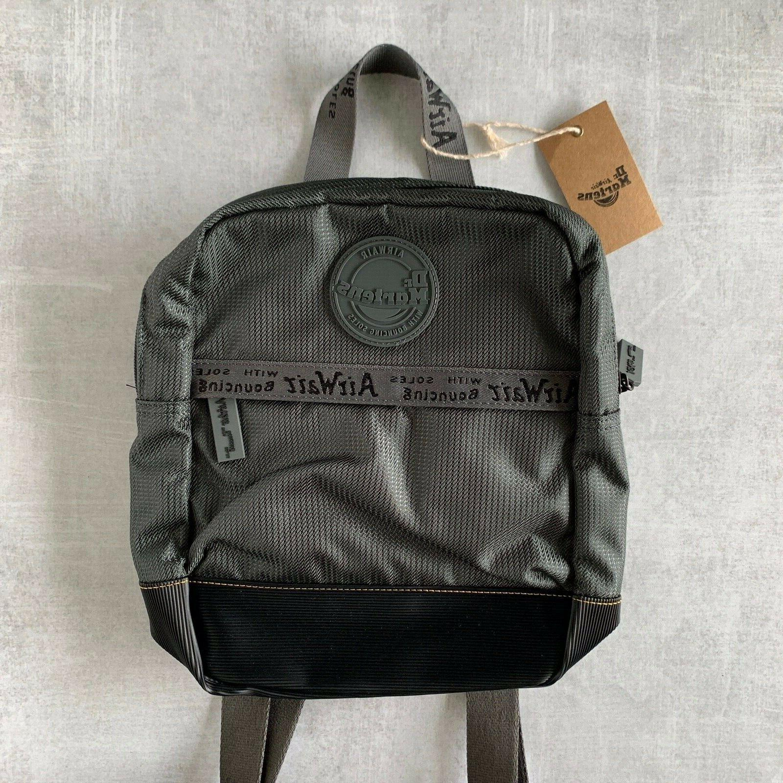 dr martens small bts backpack gray mini