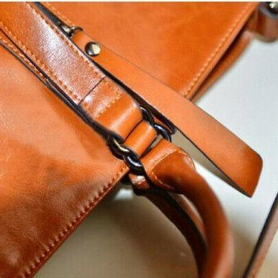 Fashion Bag Tote Oiled Leather Women