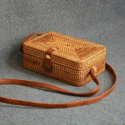 Hand Rattan Straw with
