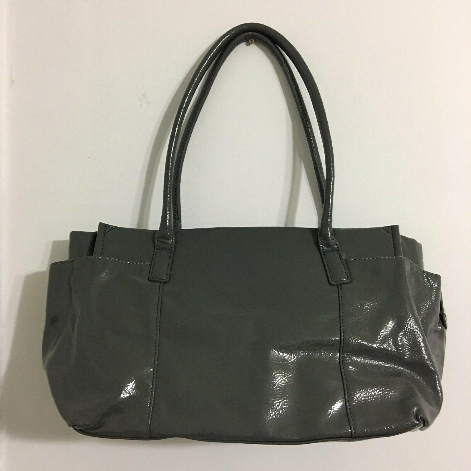 Nine Handbag Gray Brand New condition