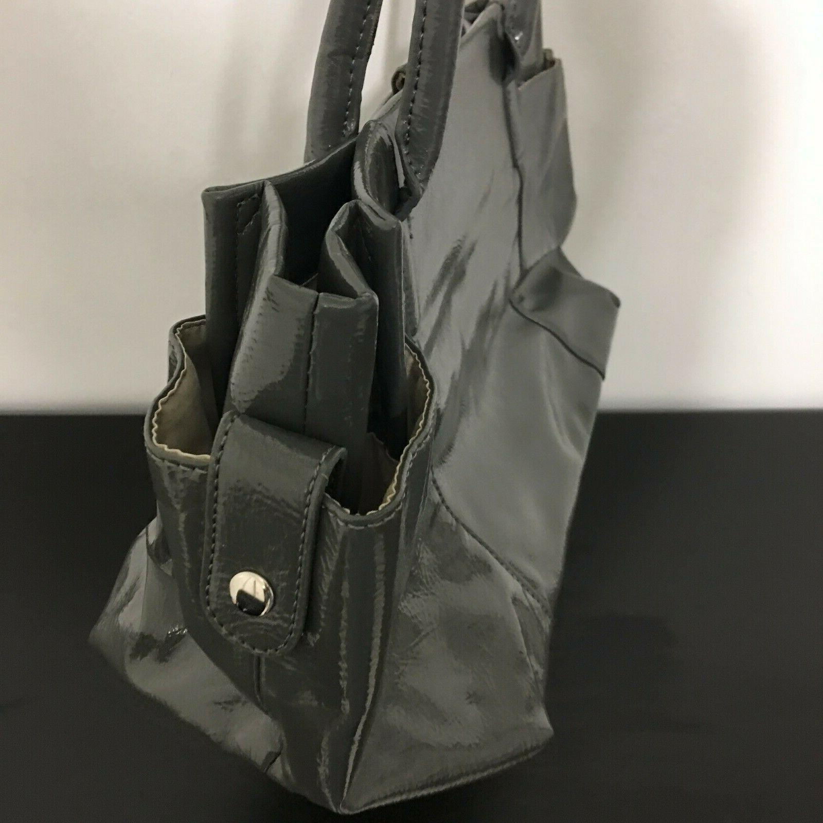 Nine Handbag Gray condition #101