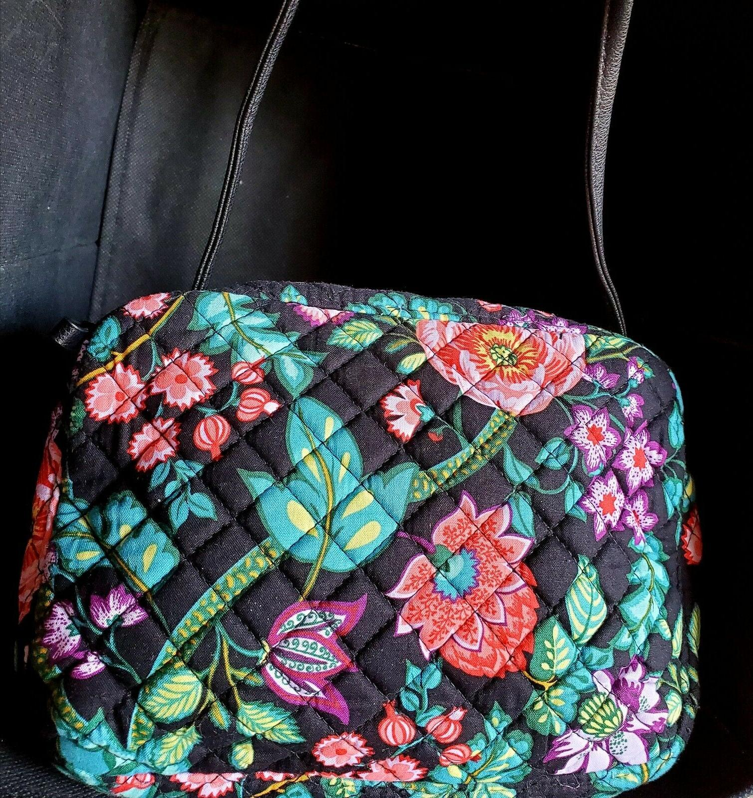 New VERA RFID bag in Floral