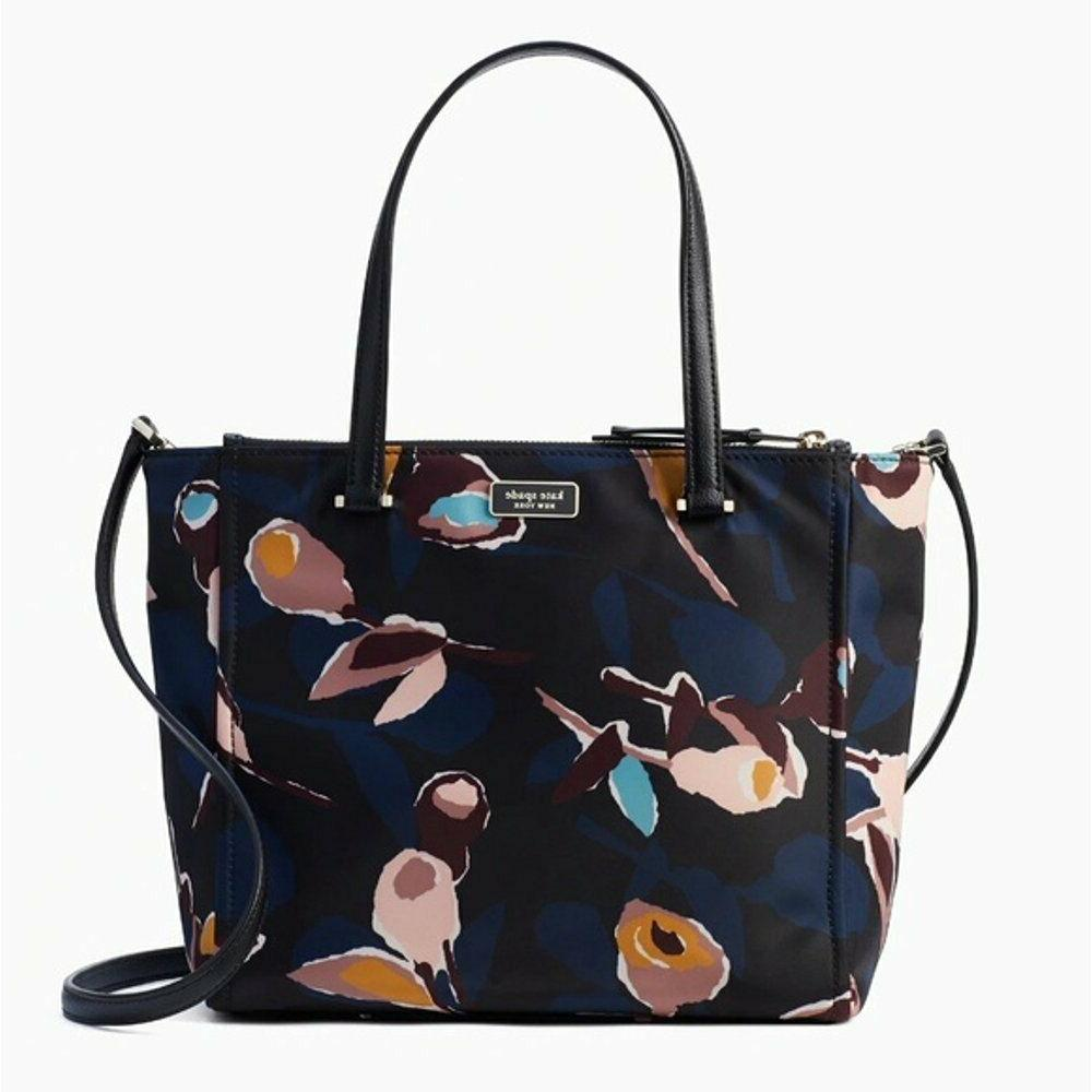 new kate spade floral medium down paper