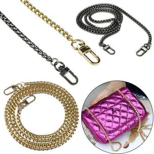 replacement purse chain strap handle shoulder fits