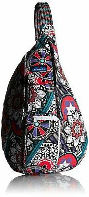 KAVU Rope Bag, Spring Hodgepodge, One Size