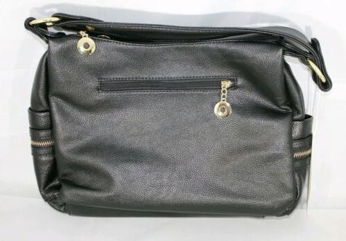 UTO Synthetic Faux Leather Hand Bag New
