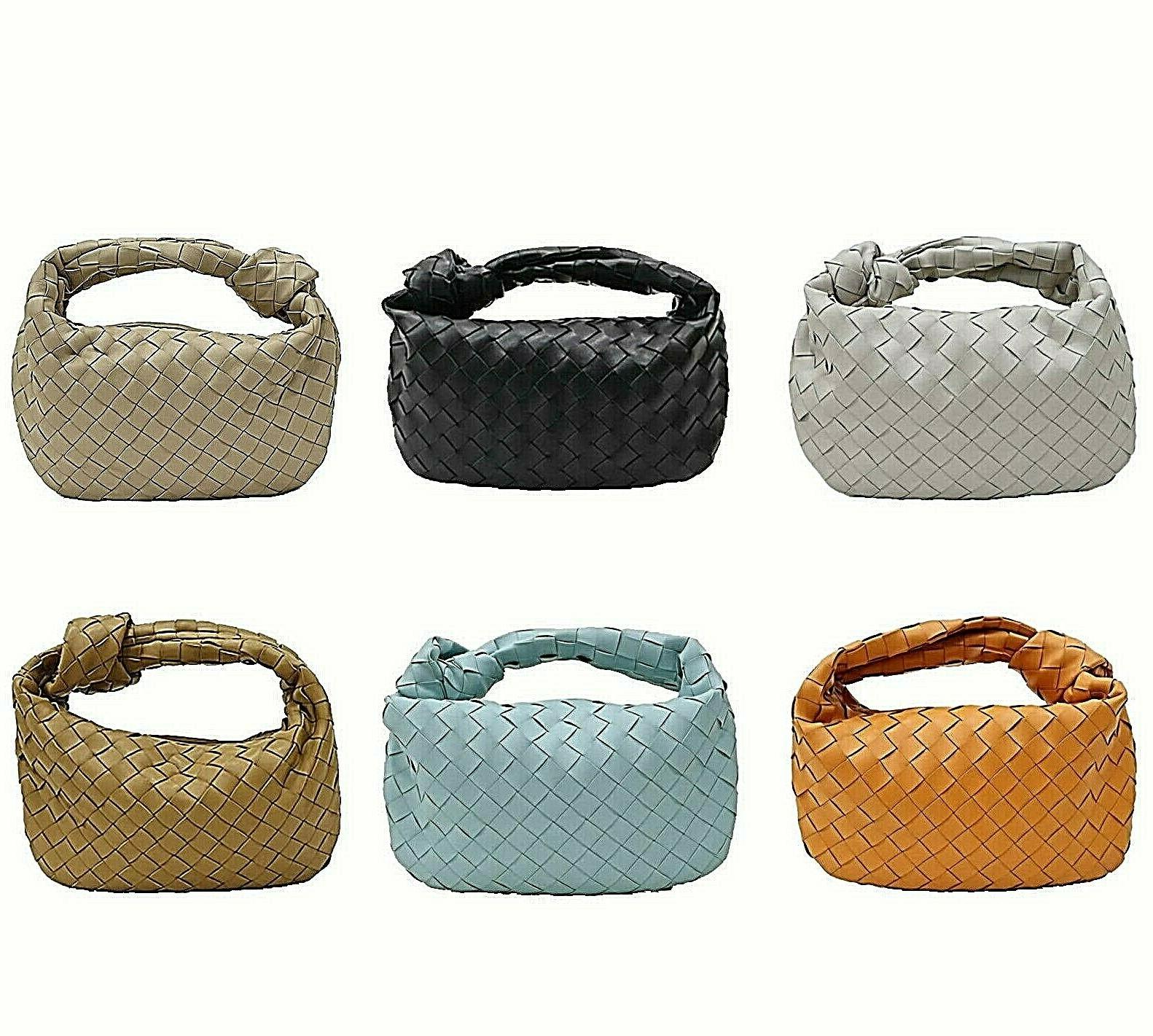 Women's Hobo Knotted Handbag