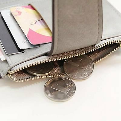 Women Leather Small Clutch Purse Gift