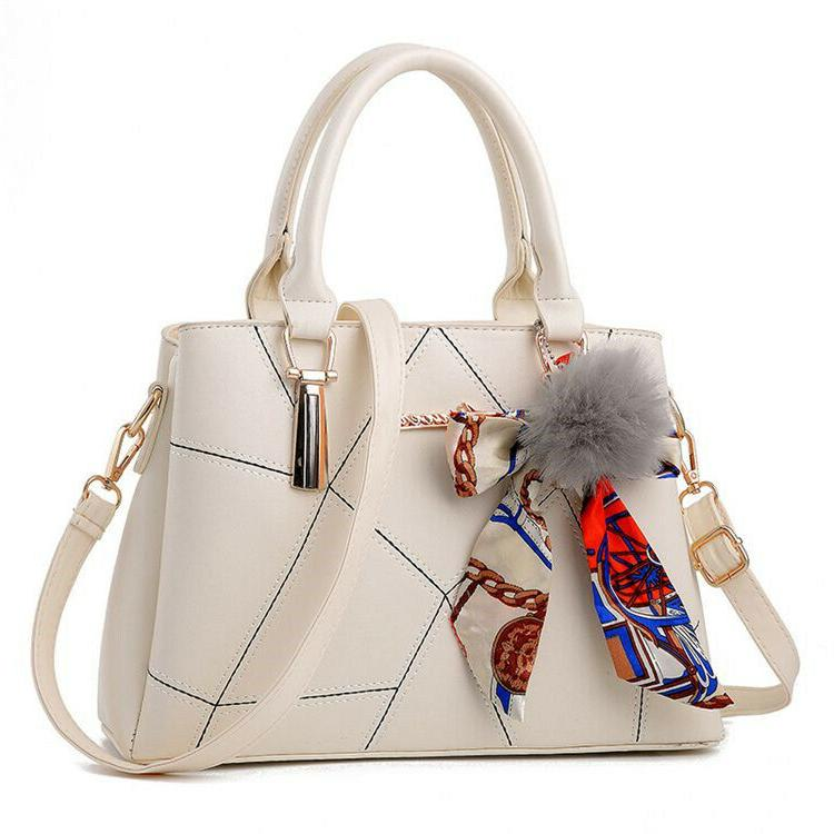 Women Leather Bags Tote Satchel