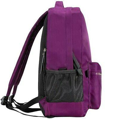 HawLander Women's Backpack Bag Nylon Daypack and