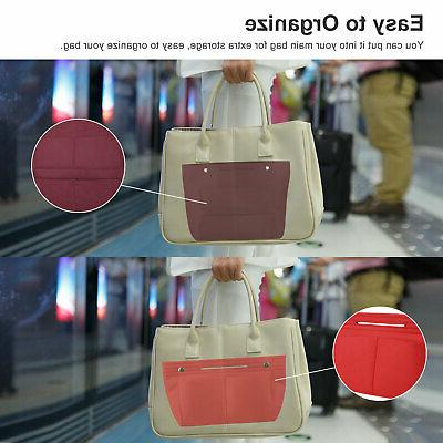 Women's Bag Purse MultiPocket Tote Useful Bags