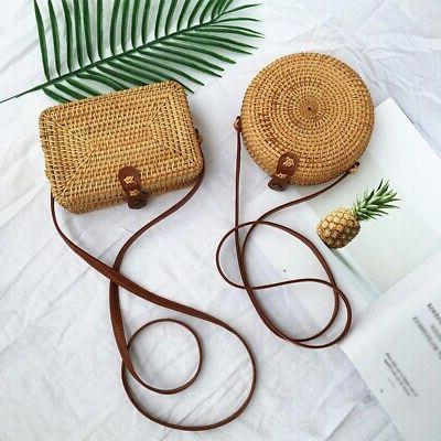 hand woven rattan straw for women bali