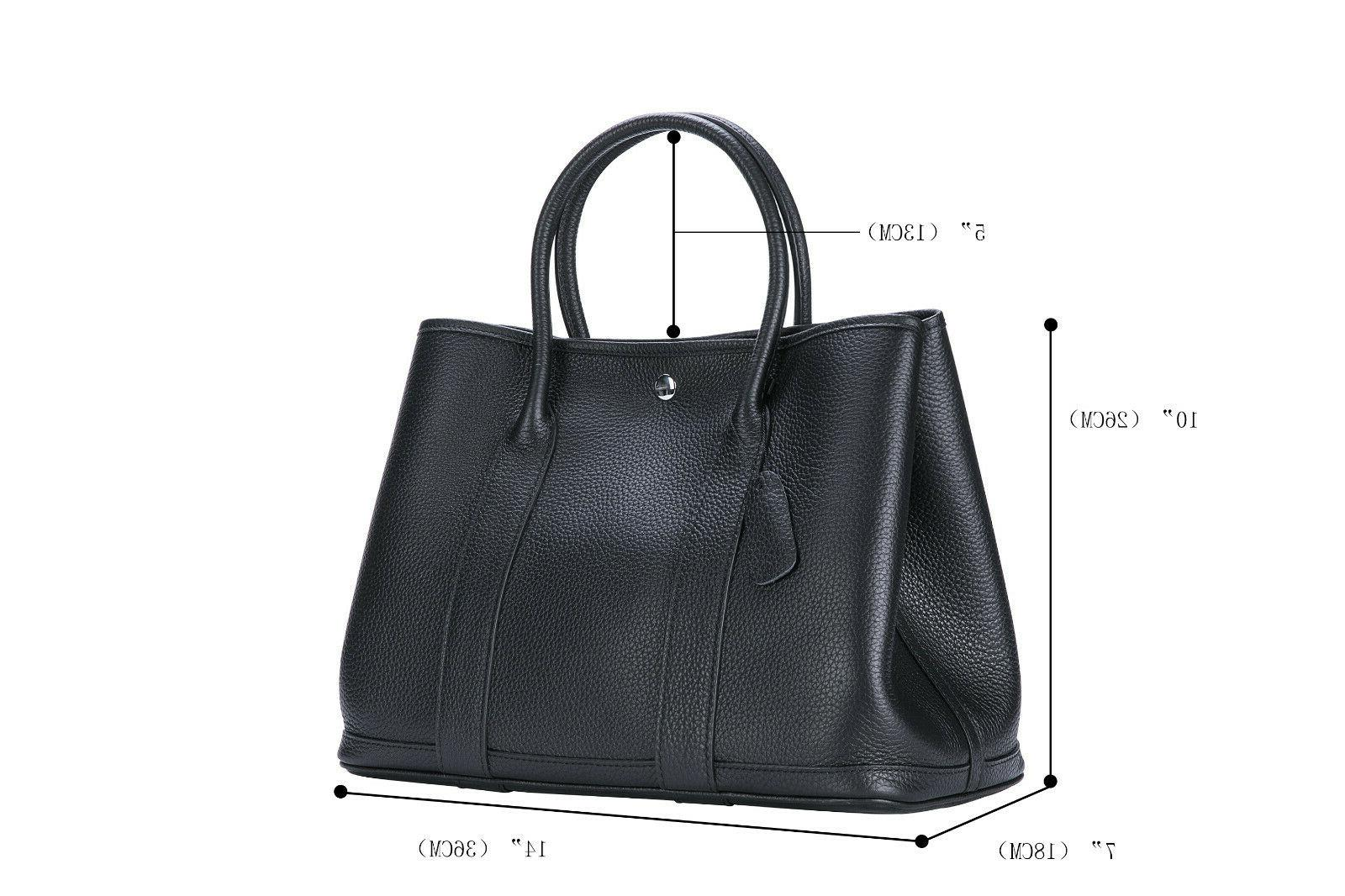 women s tote bag genuine leather top