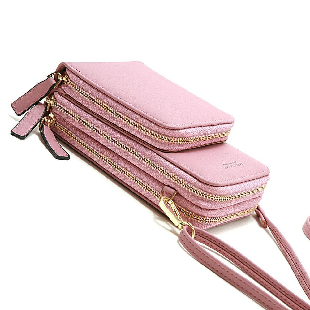 Women Small Cross-body Cell Phone Pouch