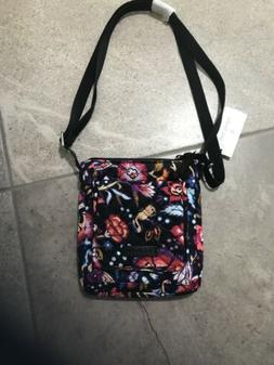 nwt iconic rfid mini hipster in foxwood