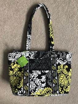 NWT Vera Bradley Mandy Quilted Tote Bag/Purse in Baroque