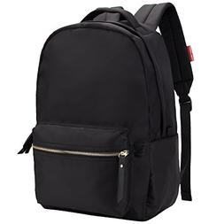 HawLander Nylon Backpack for Women - Lightweight,Small Size,