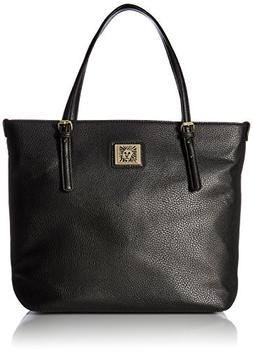 Anne Klein Perfect Large Tote , Black