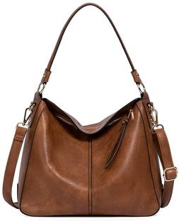 CLUCI Purses and Handbags for Women Designer Leather Hobo To