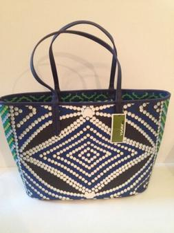 ORYANY Womans Women Large Handbag Tote Purse Lombok Print Bl