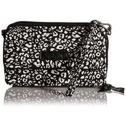 Vera Bradley Womens' All In One Crossbody for Iphone 6+, Cam